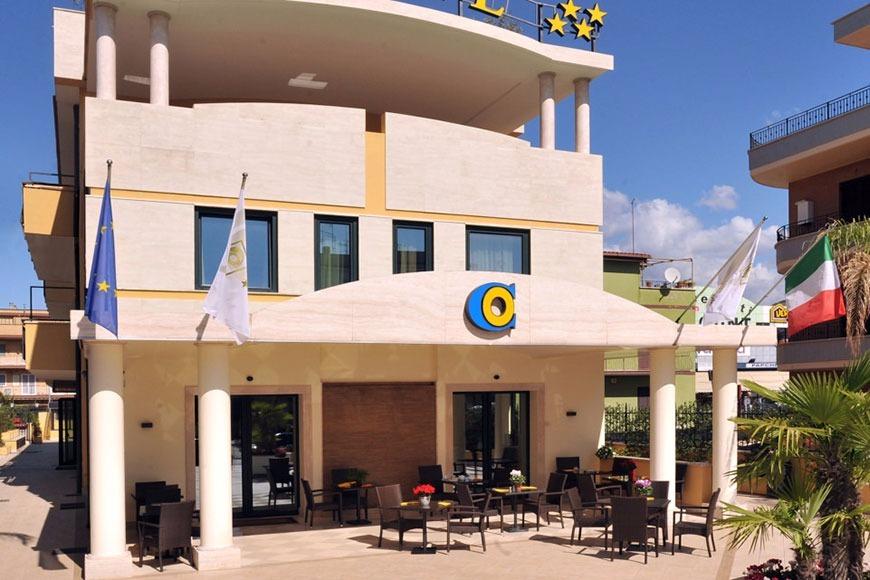 ristrutturazione alberghi a roma
