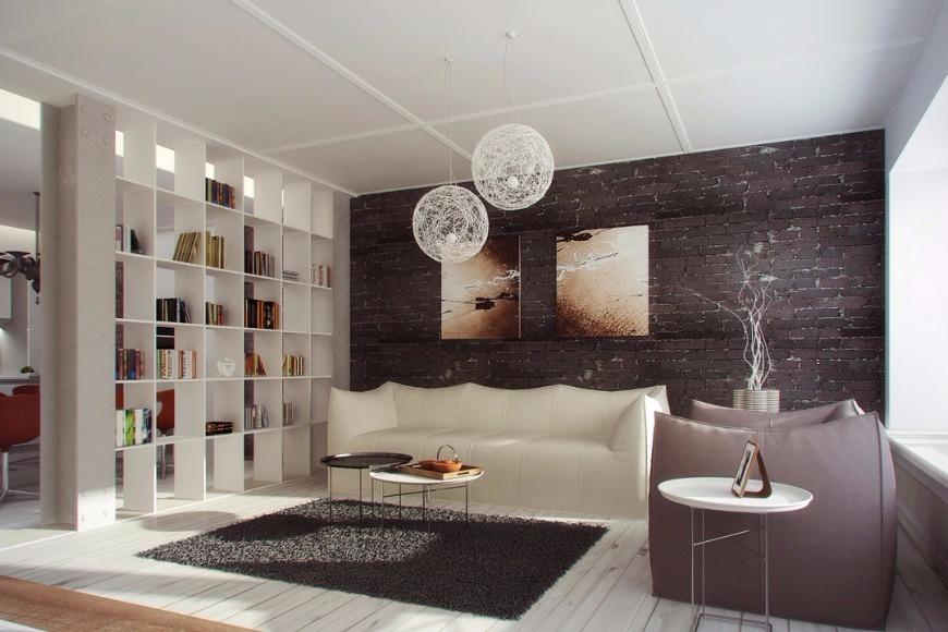 Consigli per dividere gli ambienti di casa - Dividere ambienti casa ...