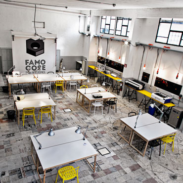 FamoCose Maker Space