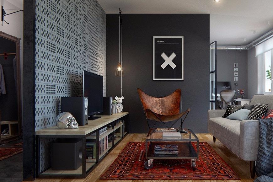 Ristrutturare una casa per single for Casa per single
