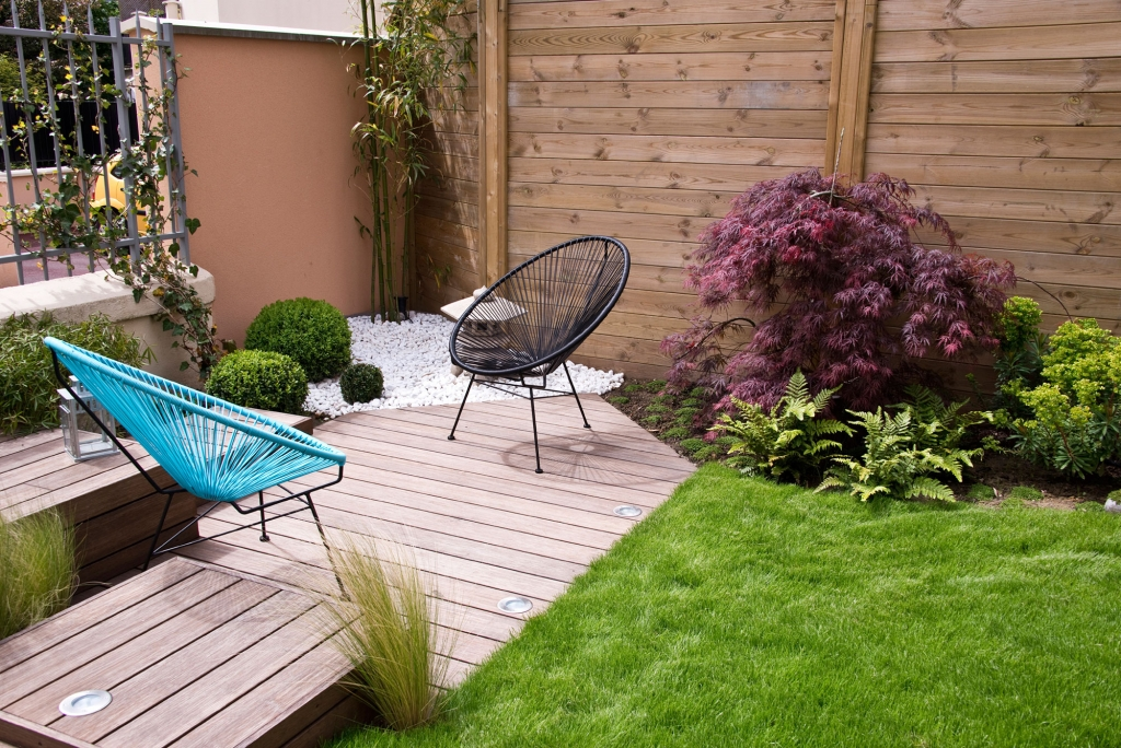 Idee Per Il Giardino Piccolo : Organizzare un giardino piccolo idee e spunti per valorizzarlo