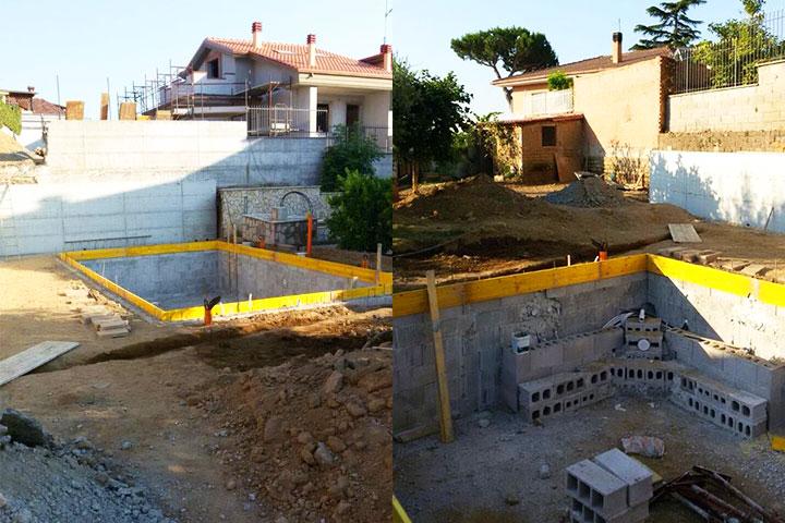 Cantieri a Roma: costruzioni e ristrutturazioni, secondo Brick