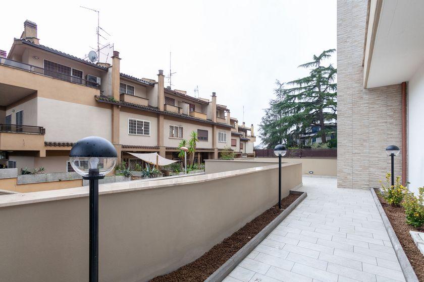 Costruzione Palazzina Residenziale nel quartiere Nomenatano a Roma.