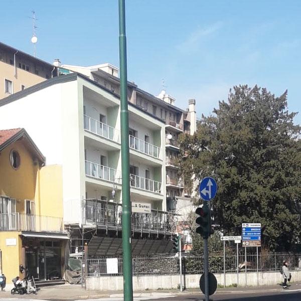 Palazzina Residenziale Milano