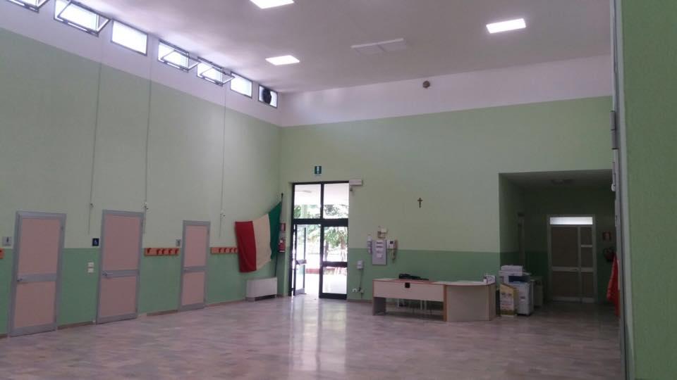 Adeguamento sismico della scuola elementare Sacro Cuore di Vicenza.