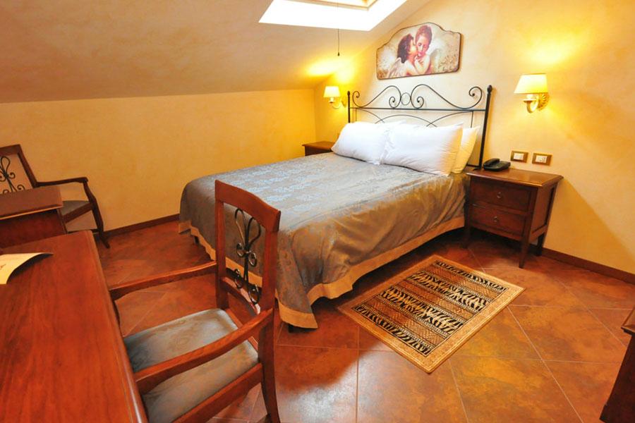 Ristrutturazione della struttura ricettiva OC Hotel i Casali.